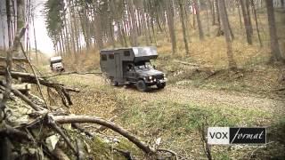 VOXformat Rockwilder® - Mercedes-G Expeditionsfahrzeug -- foxformat