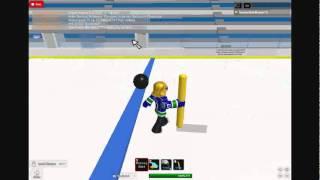 ROBLOX Files: Wie man Ro-Hockey spielt!