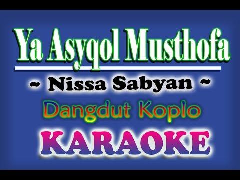 ya-asyqol-musthofa-(sabyan)-karaoke-dangdut