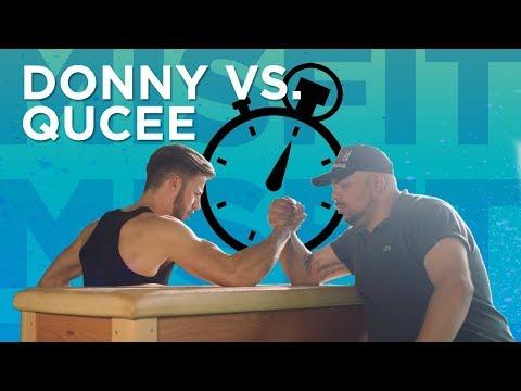 CLIP 8 - DONNY VS. QUCEE | MISFIT DE FILM