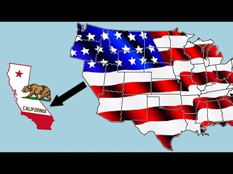 California Wants To Exit USA Now That Donald Trump Is President -Calexit