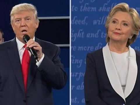 Tension, Insults Fly in 2nd Presidential Debate