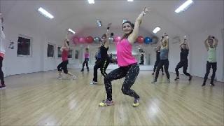 """""""Pretty Woman"""" (Bachata) - Zumba Fitness Choreography"""