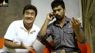 Ghar Damaad Movie Gullu Dada and Preeti Nigam Comedy   Sri Balaji Video