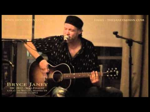 Bryce Janey - Live at the Weston - Memphis, TN