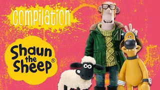 Keluarga | Kompilasi | Shaun the Sheep