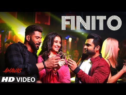 Finito Video Song |  AMAVAS | Sachiin J Joshi & Nargis Fakhri | Jubin Nautiyal, Sukriti Kakar, Ikka