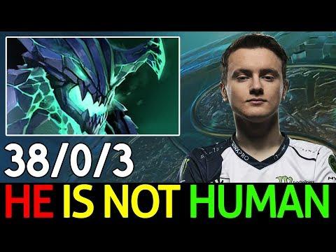 Miracle- Dota 2 [Outworld Devourer] HE IS NOT HUMAN