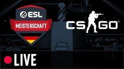 BIG vs. NLG & TTC vs. epikk - ESL Meisterschaft 2020 - Season 1 - Spieltag 6.3