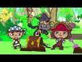 Super WHY! Full Episodes English ✳️  Talk Like a Pirate Day Compilation ✳️ (HD)
