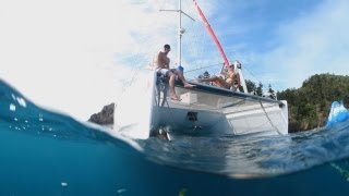 Sunsail Yacht Charters in The Whitsundays, Queensland Australia