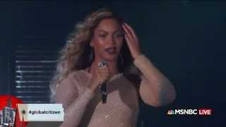 Beyoncé   Halo Live @ Global Citizen Festival 2015