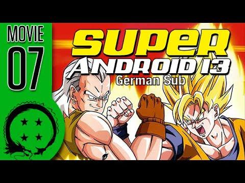 DragonBall Z Abridged MOVIE: Super Android 13 - TeamFourStar (TFS) - German Sub