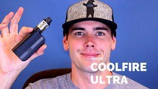 Innokin Cool Fire Ultra 150W Scion Kit | 4000mAh Internal Battery