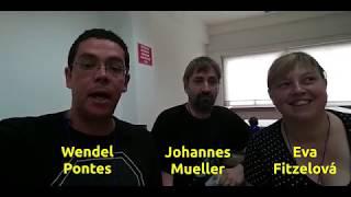 PEA anonco: konatiĝu kun la esperanta podkasto kern.punkto!