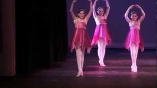 Liren's Dance Recital 2013, Dance: Ballet