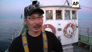 Fishermen face uncertain future after new leaks from Fukushima nuclear plant