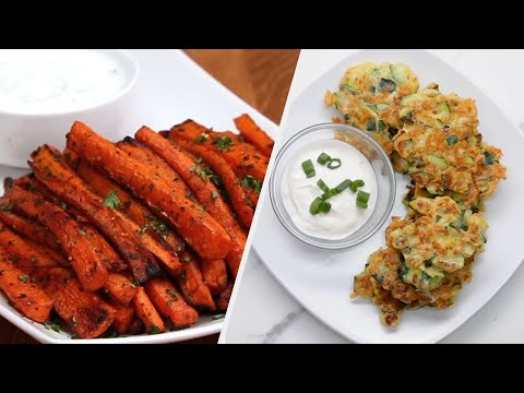 7 Ways to Make Vegetables Tastier • Tasty Recipes