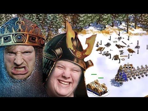 Maxim vs Brammen | Age of Empires 2 [#4]