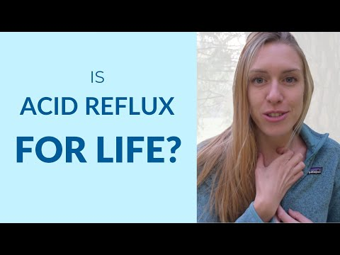 Is acid reflux FOR LIFE? LPR & GERD answers.