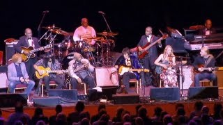 B.B. King with Slash, Derek Trucks, Ronnie Wood, Mick Hucknall & Susan Tedeschi - Guess Who live