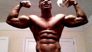 Eat Coconut Oil To Build Muscle Mass Faster And Increase Endurance (Big Brandon Carter)