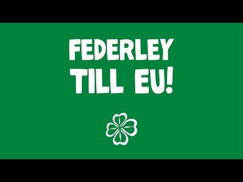 Hej, jag är Fredrick Federley