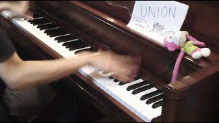 【ピアノ】 「UNION」を弾いてみた 【SSSS.GRIDMAN OP】