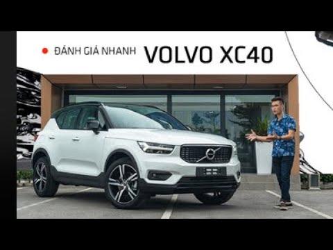 �ánh giá nhanh Volvo XC40: Lật mở nhi�u bất ng� sau mẫu SUV tưởng nh� con và chỉ dành cho đô thị
