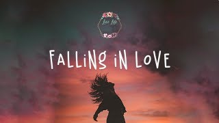 Falling in love // Top 10 english chill songs - Lauv, Ali Gatie, Chelsea Cutler