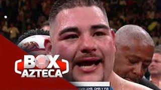 Box Azteca | POST PELEA: Espectacular triunfo de Andy Ruiz