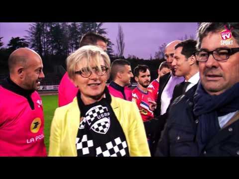 Rugby Fédérale 1 ROC vs USRP