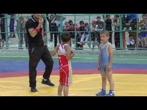 Летние Андийские игры 2019. Вольная борьба.