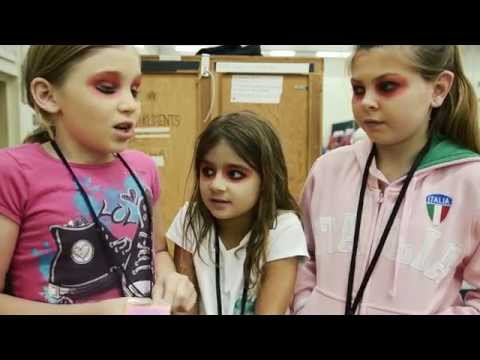 Children Discuss Cincinnati Opera