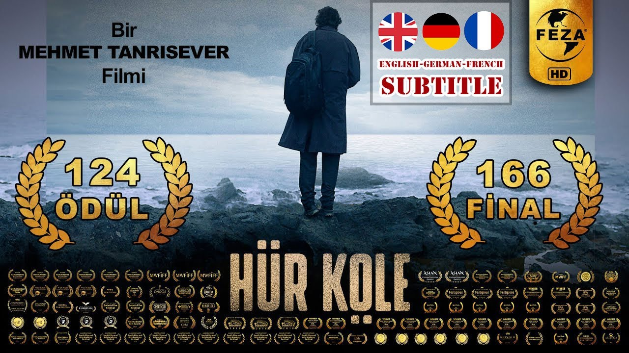 HÜR KÖLE | 119 Ödüllü | Sinema Filmi | HD Tek Parça