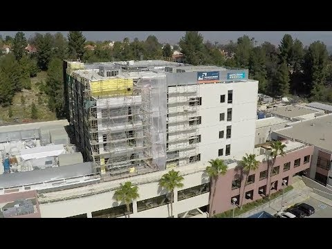 Next Steps: Interior Build out at Henry Mayo Newhall Hospital