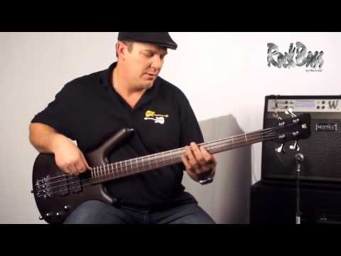The RockBass Corvette $$   with Andy Irvine