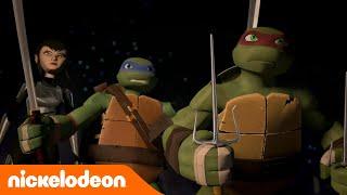 Черепашки-ниндзя | 1 сезон 13 серия | Nickelodeon