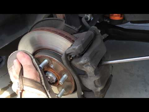 Testing Lemyth Carbon Ceramic Brake Disc With An Nashin
