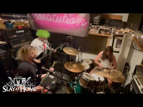 PROSTITUTION Full Performance - Slay At Home | Metal Injection