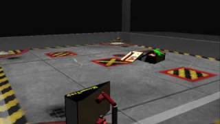 Robot Wars Wiki- Robot Arena 2, Group A, Losers