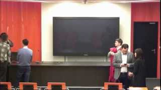 Валерия Комиссарова, Grishin Robotics: как создать робототехнический стартап(14 января в казанском ИТ-парке по приглашению Университета Иннополис директор по развитию Grishin Robotics Валерия..., 2015-01-16T11:17:30.000Z)