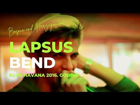 Club HAVANA Banovići - Lapsus Band