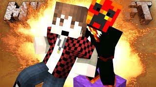 Minecraft: MEGA PARKOUR! - w/Preston & Friends!