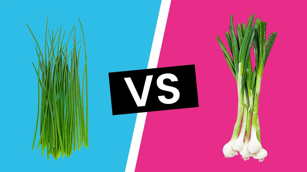 Chives vs Scallions - What's the Difference?