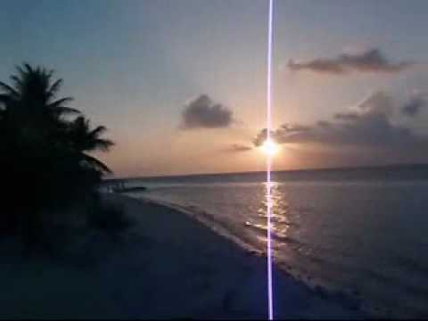 Ailuk Atoll Sunset