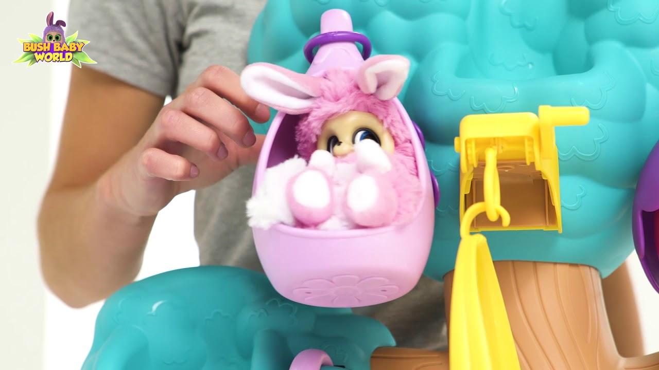 Argos Toy Unboxing Bush Babies Youtube