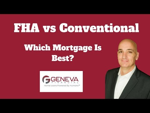 FHA vs Conventional - Which Mortgage Is Best?