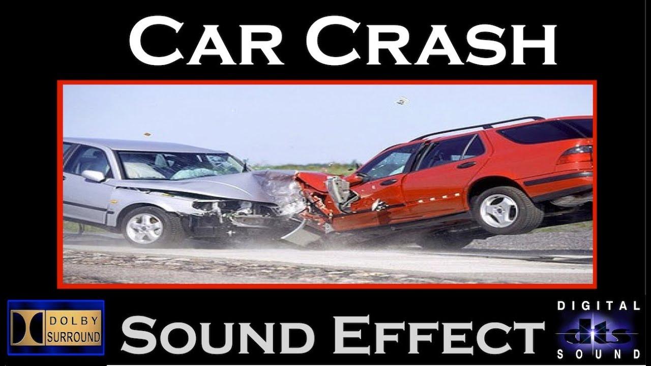 Car Crash Sound Effect Car Crash Sfx Hd