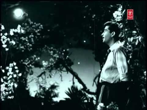 Aaja Sanam Madhur Chandni-Lata,Manna Dey-Chori Chori(1956)